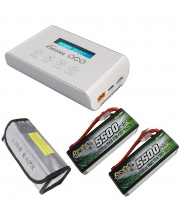 Pack Chargeur/LiPo 4s