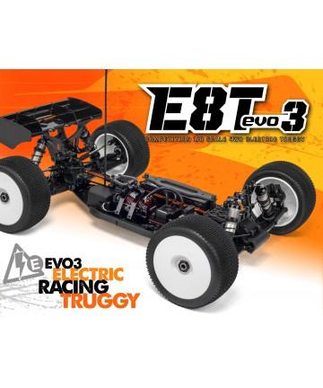 Truggy HB E8T Evo 3