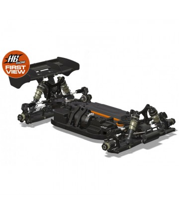 Buggy HB E819RS 1/8 KIT